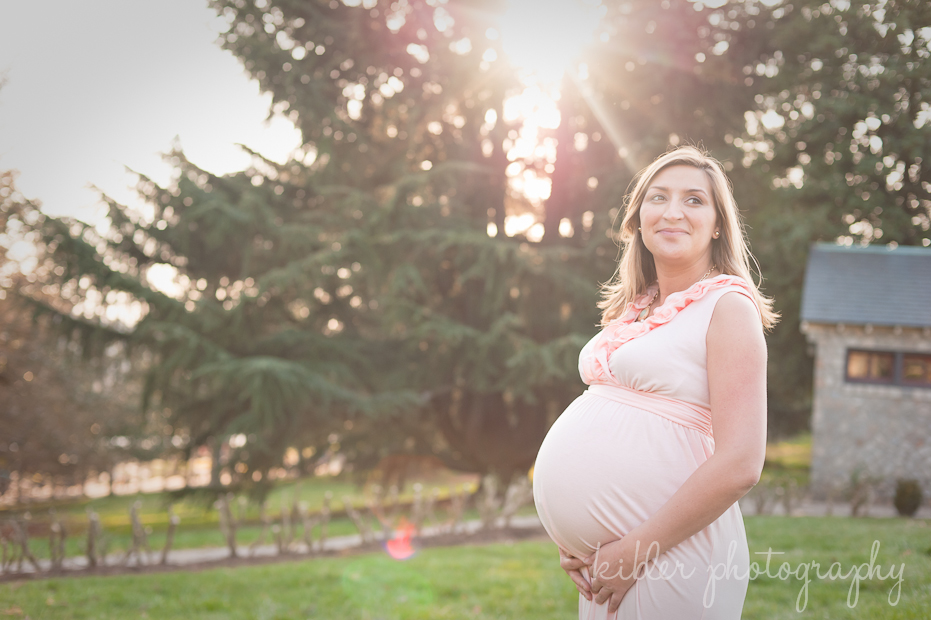 Beautiful Maternity session in Richmond photo
