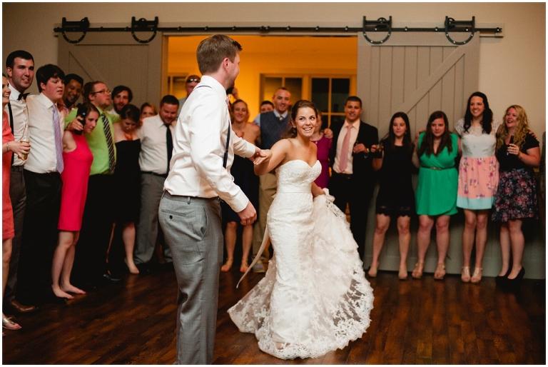 Amanda And Zach S Wedding At King Family Vineyards