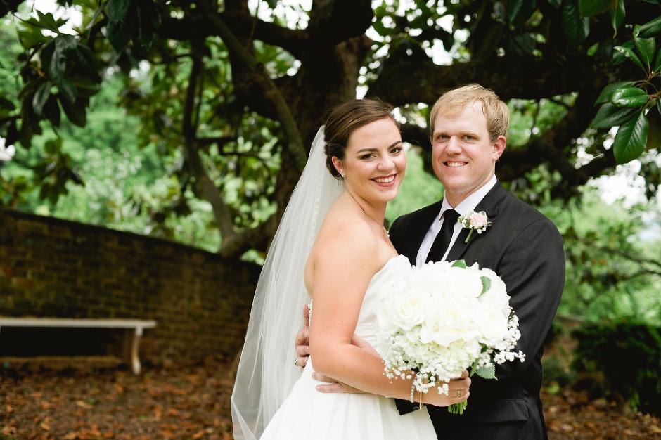 Caroline and Patrick