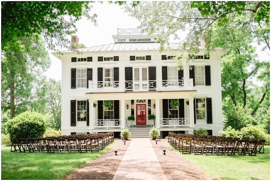Restoration Hall Wedding,