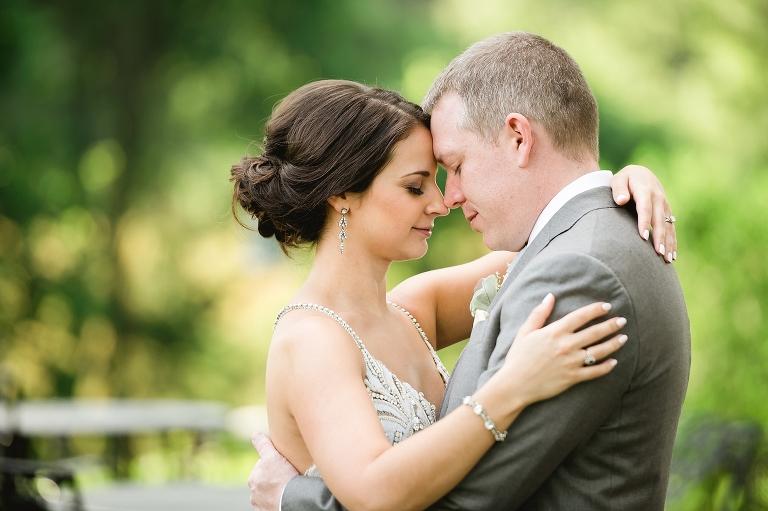 couple portrait by Ruckersville Virginia wedding photographers